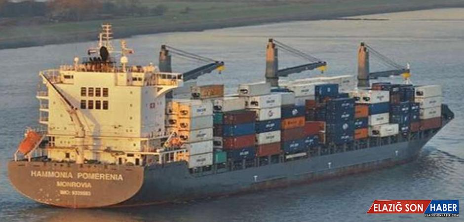 Nijerya'da yük gemisine korsan baskını