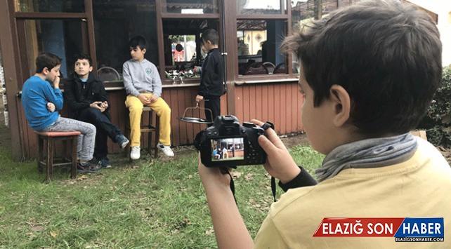 Öğrenciler Ara Güler'in Eserlerine Kendi Vizörlerinden Hayat Verdi