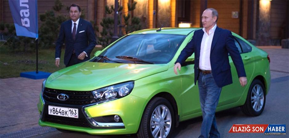 Rus Otomotiv Devi Lada, Avrupa'da Satışların Öncüsü Haline Geldi