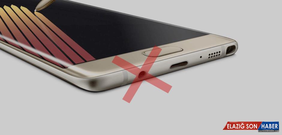 Samsung Galaxy S10'da Kulaklık Girişi Olmayabilir