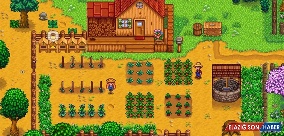 Steam'i Yıkıp Geçen Ünlü Çiftçilik RPG'si Stardew Walley Mobile Geliyor