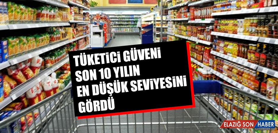 Tüketici Güveni Ekim'de Azaldı