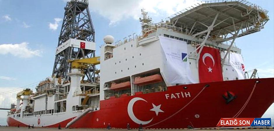 Türkiye'nin İlk Sondaj Gemisi 'Fatih' İlk Seferine Çıkıyor