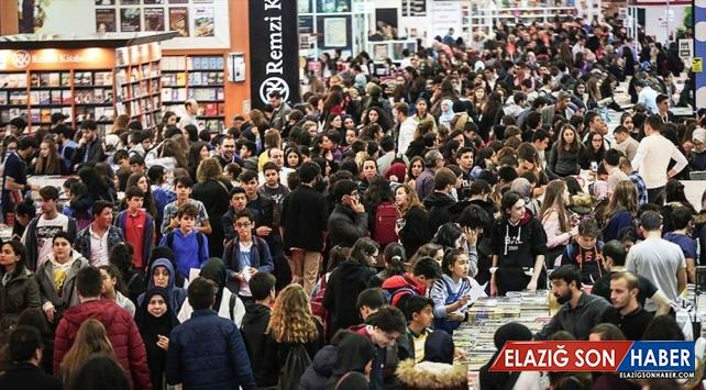 37. Uluslararası İstanbul Kitap Fuarını 611 bin okur ziyaret etti