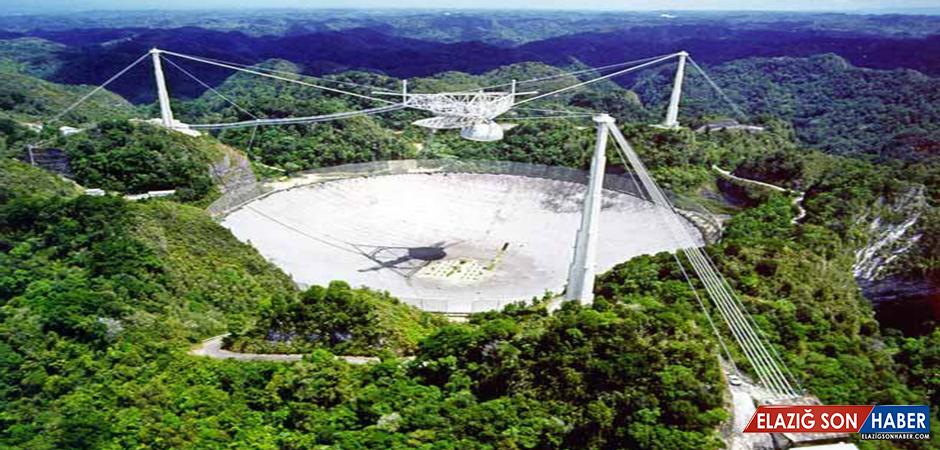 44 Yıl Önce Uzaya İlk Mesajı Gönderen Arecibo Gözlemevi: Yeni Bir Mesaj Göndermeliyiz