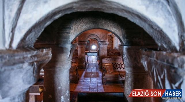 6 asırlık Issız Han konuklarını tarihi bir yolculuğa çıkarıyor