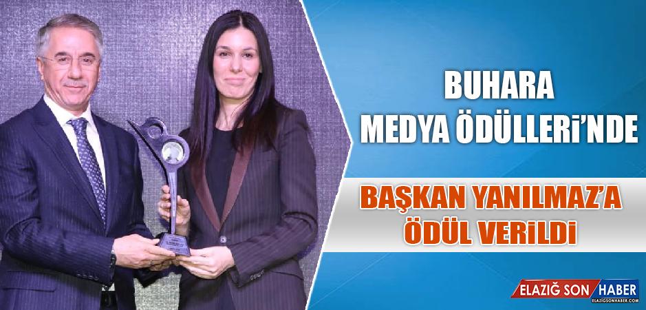 """""""9. Uluslararası Buhara Medya Ödülleri"""" Gerçekleştirildi..."""