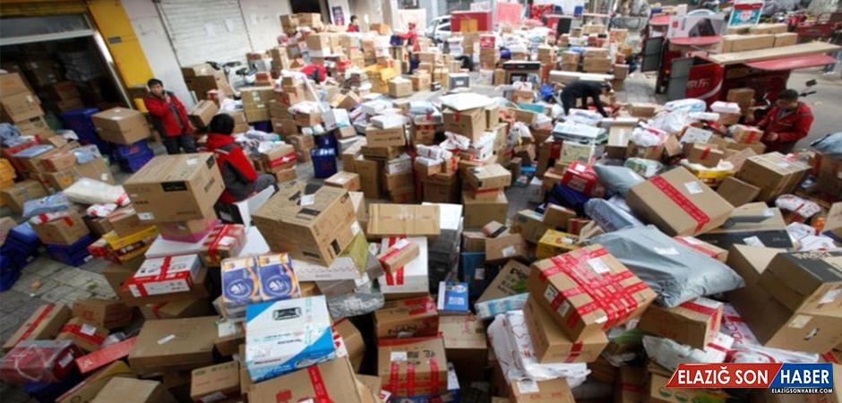 Alışveriş Sitesi Alibaba, 85 Saniyede 1 Milyar Dolarlık Satış Yaptı