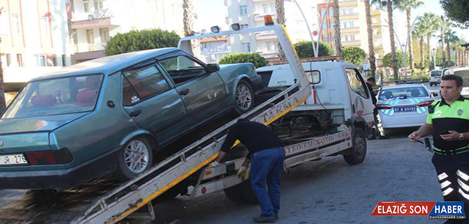 Antalya'da Drift Atan Sürücüye, Türkiye Tarihinin En Ağır Trafik Cezası Kesildi