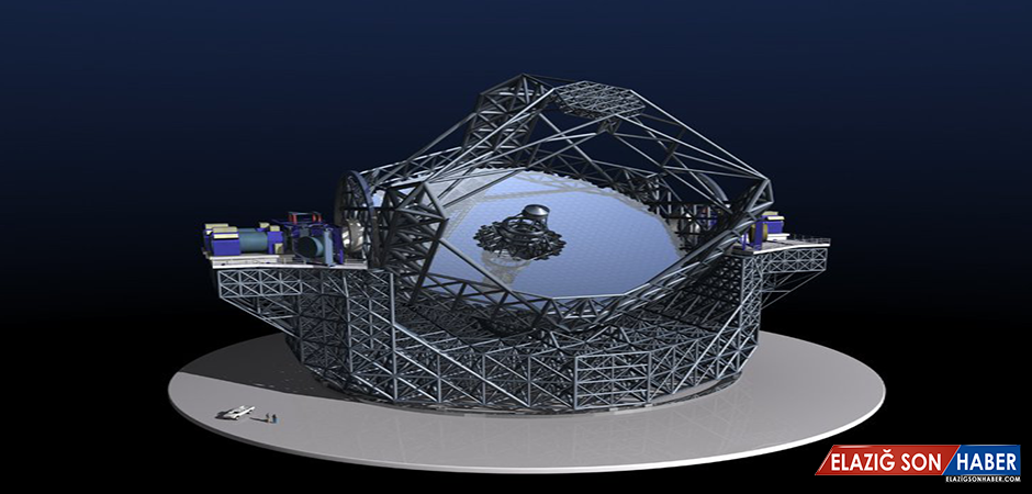 Arasından Dere Geçse Vadi Olacak Devasa Teleskop Çukuru