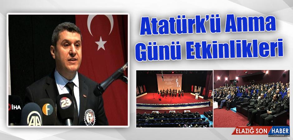 Atatürk'ü Anma Günü Etkinlikleri Kapsamında Oratoryo Gösterisi