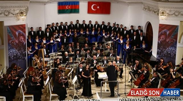 Bakü'de Kafkas İslam Ordusu'na vefa konseri
