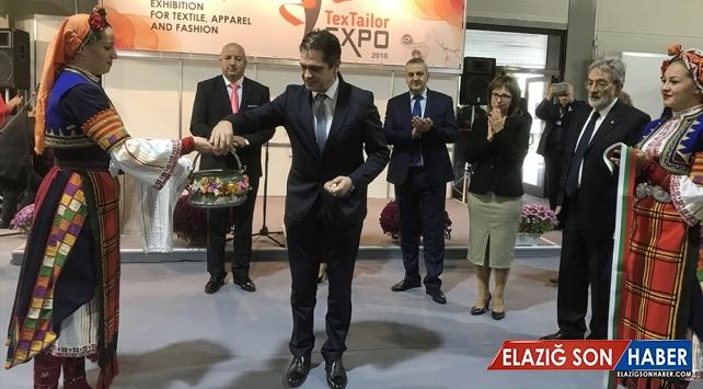 Bulgaristan'daki tekstil fuarına Türk şirketlerinden yoğun ilgi