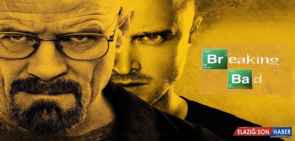 Dizi Dünyasının Efsanelerinden Breaking Bad'in Filmi Geliyor