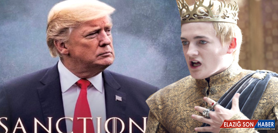 Game of Thrones Ekibinden ABD Başkanı Donald Trump'a Replik Tepkisi