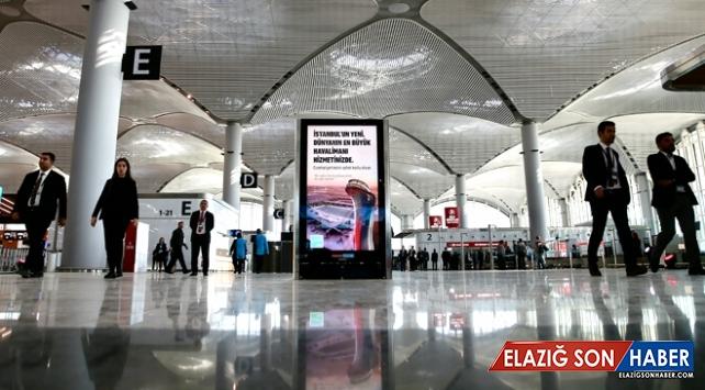 İstanbul havalimanlarında yolcu sayısı 6,5 milyon arttı
