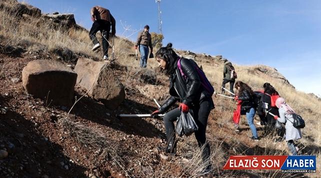 Kayseri'de şenlik paraları ağaca dönüşüyor