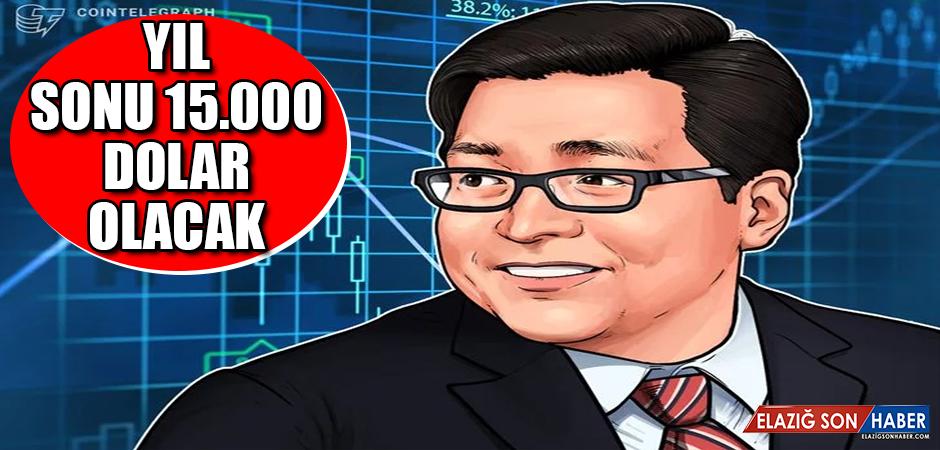 Kripto Para Uzmanı Tom Lee, Yıl Sonu Bitcoin Tahminini 15.000 Dolar Seviyesine İndirdi