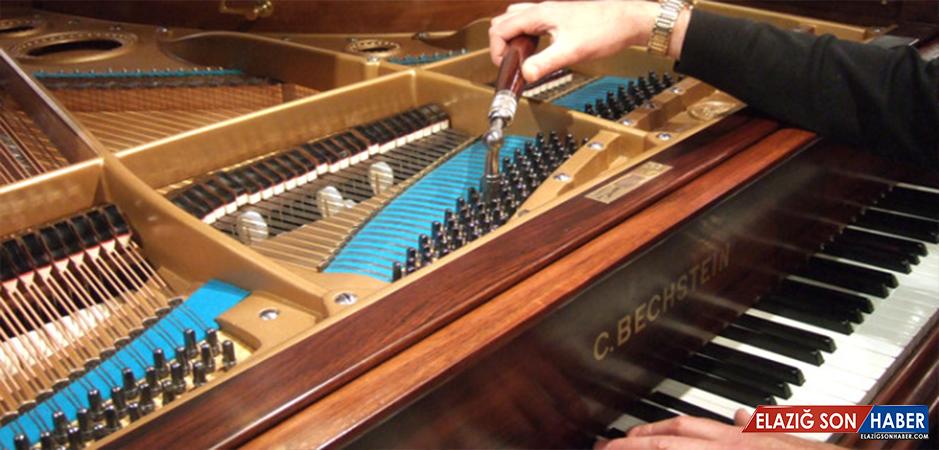 Piyano Akordu, Personele Değil 40 Bin TL Karşılığında Özel Şirkete Yaptırıldı