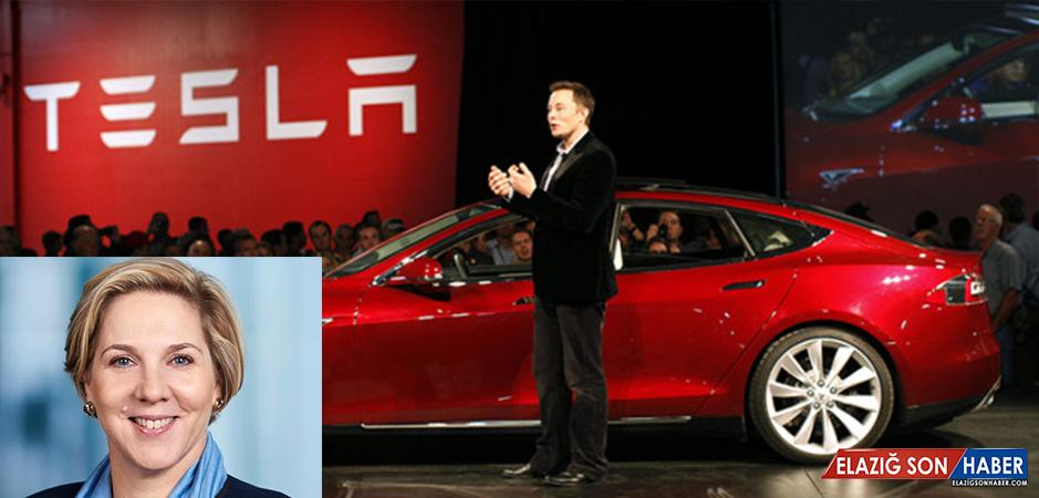 Tesla'nın Yeni Yönetim Kurulu Başkanı Denholm Oldu