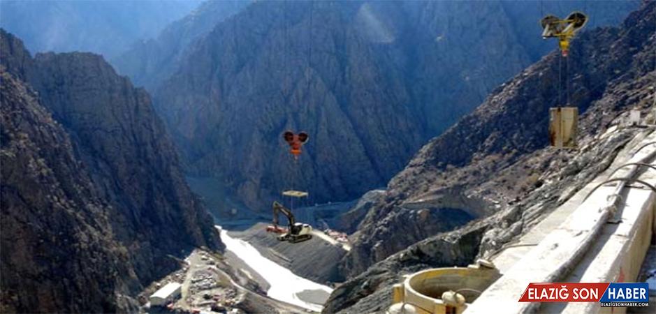 Türkiye'nin En Büyük Baraj Projesinde Sona Gelindi! Yıllık 1 Milyar 150 Milyon Lira Kazandıracak