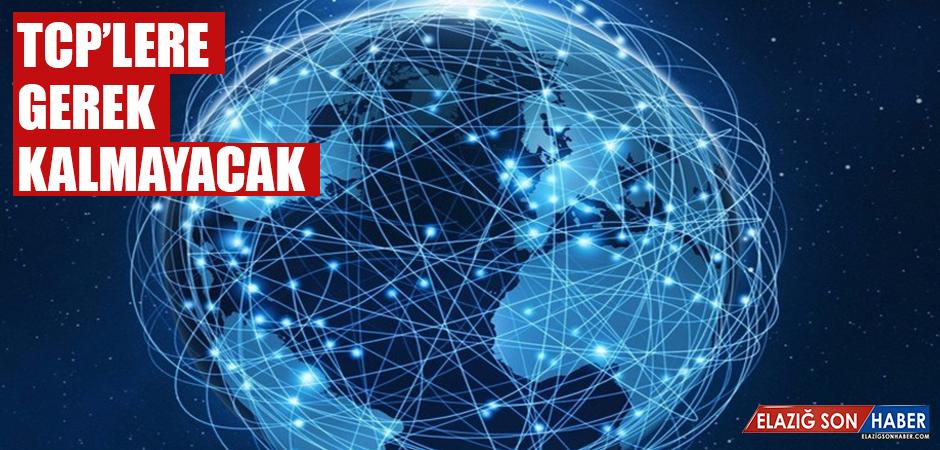 Yeni İnternet ile Birlikte TCP'lere Gerek Kalmayacak