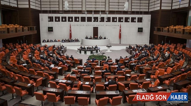 17 yeni fezleke Meclis'e sevk edildi