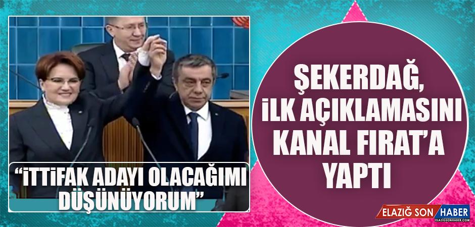 Ali Şekerdağ'dan İlk Açıklamalar