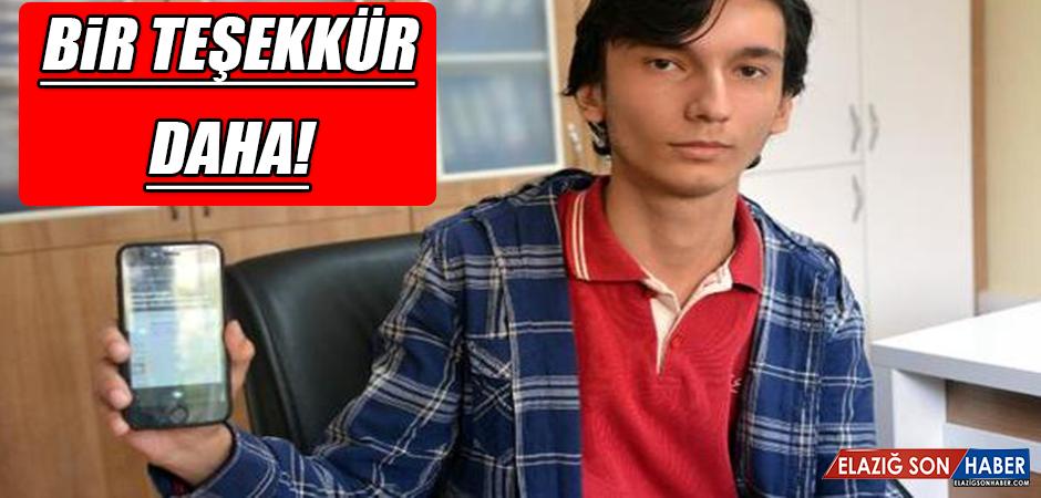 Apple'dan 17 Yaşındaki Türk Yazılımcıya Bir Teşekkür Daha