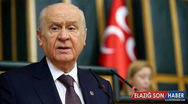 Bahçeli: Cumhurbaşkanı'nın MHP ile görüşme isteği olursa hazırız
