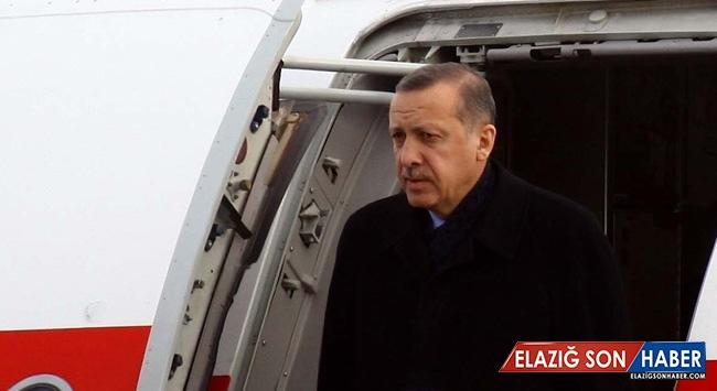 Cumhurbaşkanı Erdoğan Venezuela'dan ayrıldı
