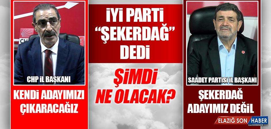 Elazığ'da Seçimlerde İttifak Olacak mı?
