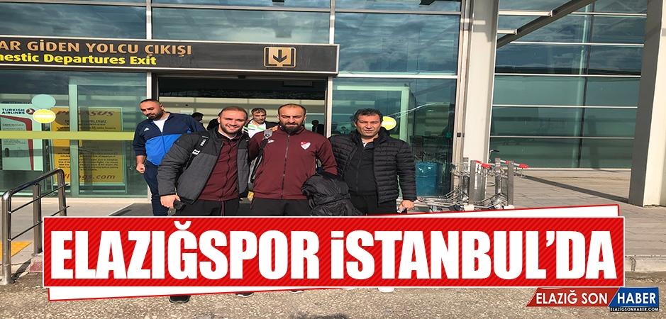 Elazığspor İstanbul'da