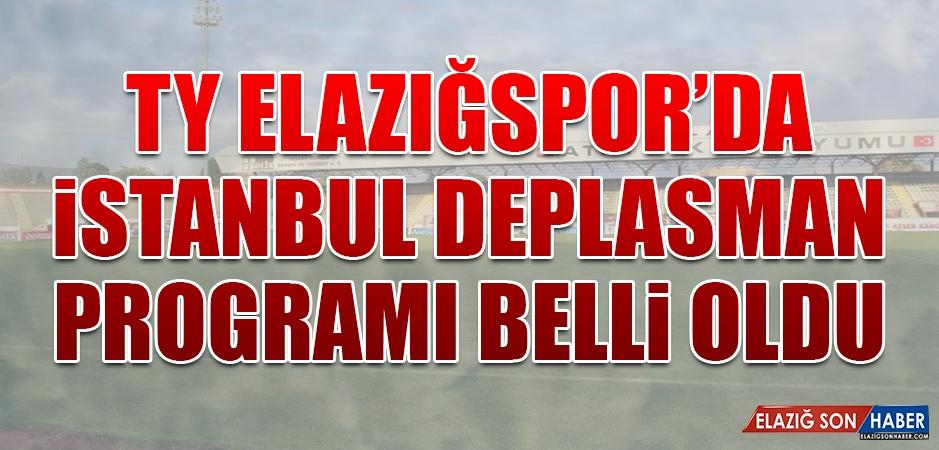 İstanbul Deplasman Programı Belli Oldu