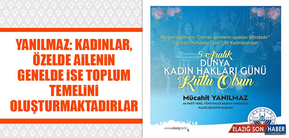 """""""KADINLARIMIZ TOPLUMUN MİMARLARIDIR"""""""
