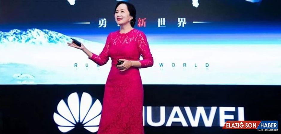 Kanada'da Tutuklanan Huawei'nin Mali İşler Direktörü Mıng Vancou Sahtekarlıkla Suçlandı