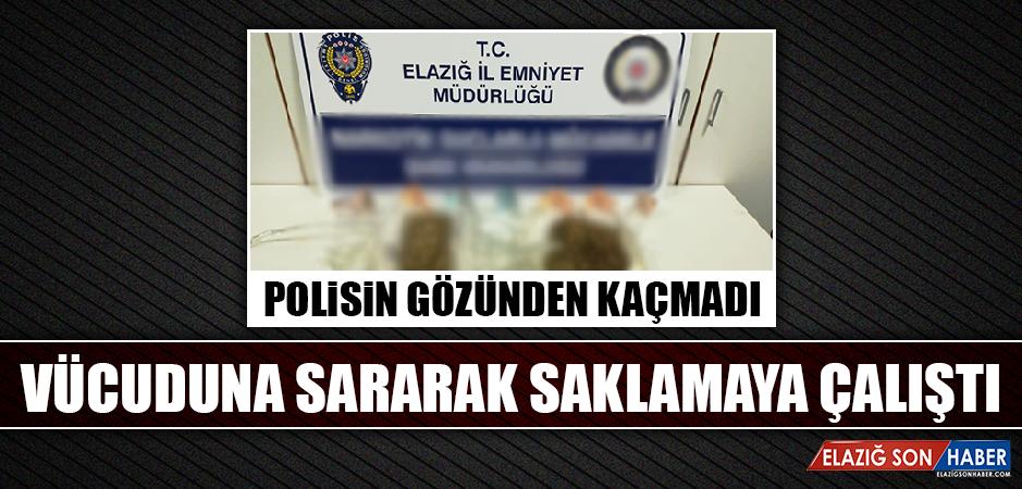 POLİSİN GÖZÜNDEN KAÇMADI