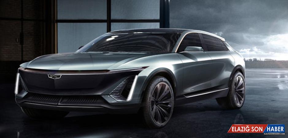Cadillac, Tamamen Elektrikli İlk Otomobilini Duyurdu