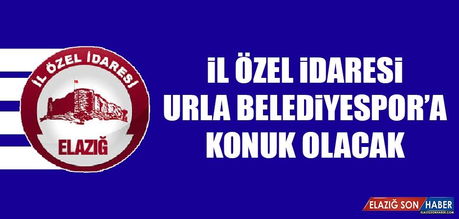 İl Özel İdaresi, Urla Belediyespor'a Konuk Olacak