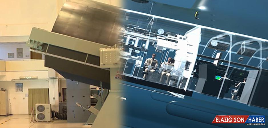 Yerli Denizaltı Dalış Simülatörü, Donanmanın Kullanımına Sunuldu