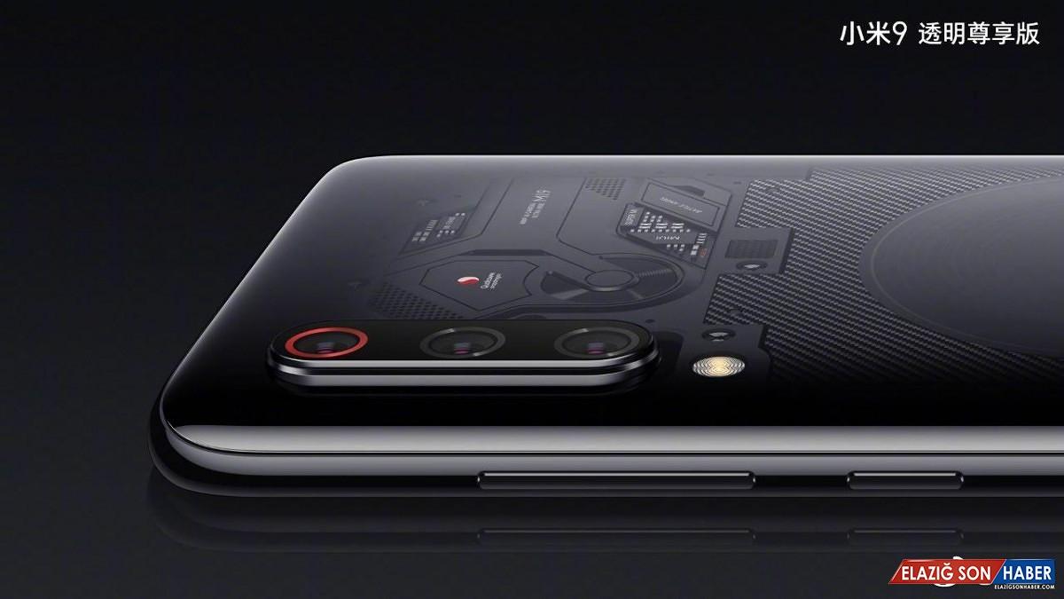 12GB RAM'li Xiaomi Mi 9 Transparent Edition'ın Özellikleri Belli Oldu