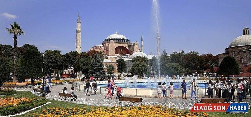 2018 Turizm Raporu Yayınlandı: Türkiye, Turist Artışında Avrupa Ülkeleri Arasında İlk Sırada