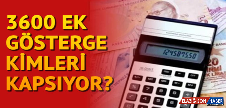 Ak Partili Bülent Turan'dan 3600 Ek Gösterge Müjdesi