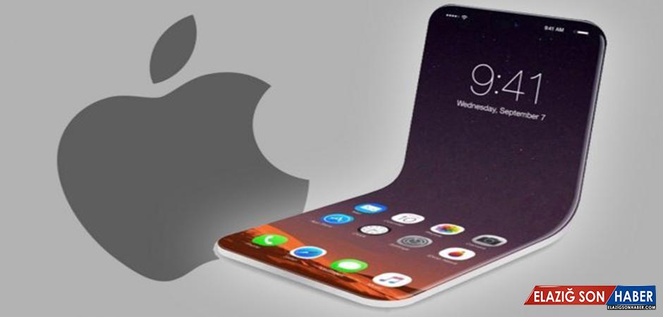 Apple'ın Katlanabilir İphone Patenti Ortaya Çıktı