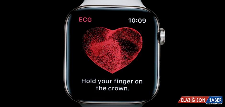 Apple Watch, Bir Kere Daha Bir İnsanın Hayatını Kurtardı
