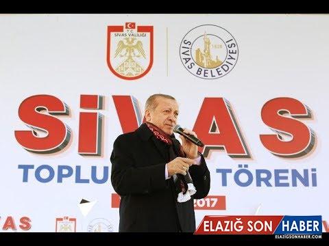 Cumhurbaşkanı Erdoğan miting maratonuna Sivas'tan başlıyor
