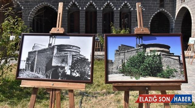 Diyarbakır'ın 100 yıl önceki ve şimdiki hali