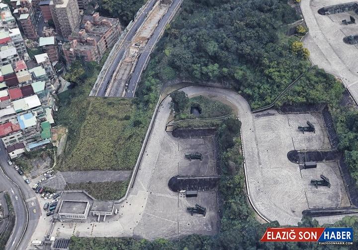Google Earth, 'Yanlışlıkla' Askeri Üsleri Açığa Çıkardı