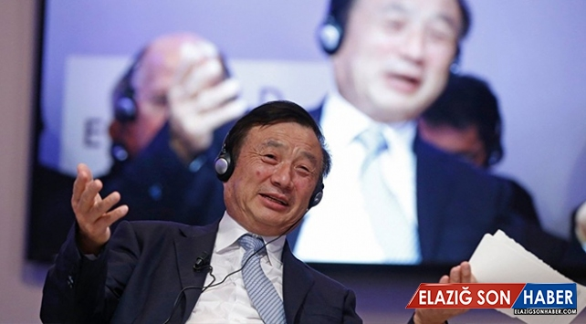 Huawei'nin Kurucusundan ABD'ye Sert Sözler: Bizi Durduramazsınız