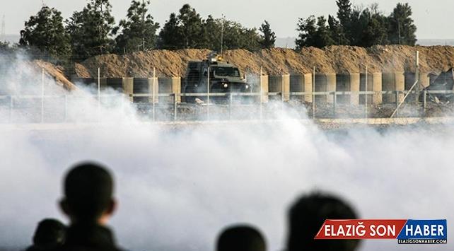 İsrail askerlerinin yaraladığı Filistinlilerin sayısı 19'a yükseldi